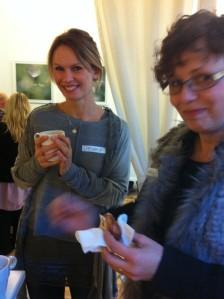 Jennie Kilstam Örebro o Maria Kronqvist Finland