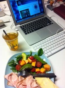 Lunch med Lescher