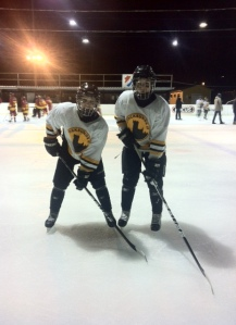Winter Classic Adam W och Philip Michols